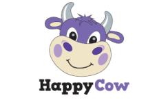 logo happy cow vegan