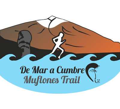 Diseño logo, cliente: De Mar a Cumbre Trail