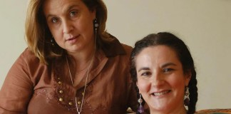 Loredana Falcone e Laura Costantini