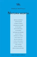 copertina Natura morta (Ruffilli)