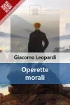 Operette morali di Giacomo Leopardi