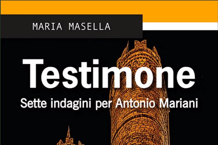 Copertina Libro Testimone di Maria Masella