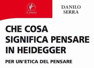Serra su Heidegger Copertina libro
