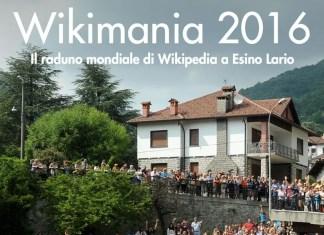 Libro fotografico Wikimania 2016