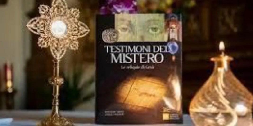 """""""Testimoni del Mistero. Le reliquie di Gesù"""", l'interessante libro scritto da Górny e Rosikoń"""