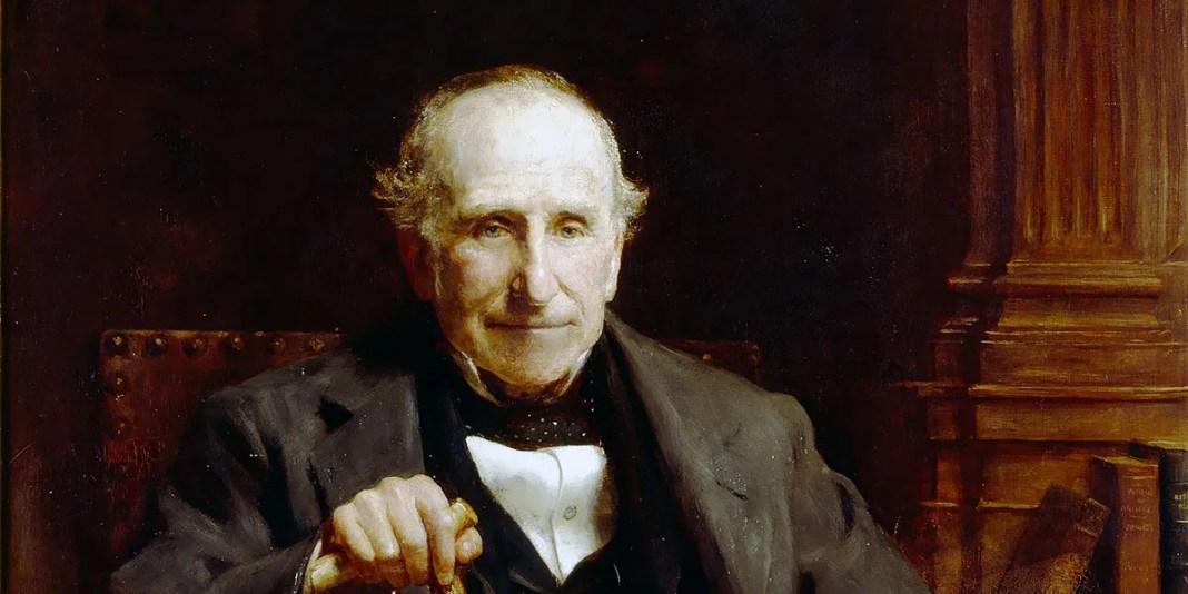"""The Reverend William Rogers (1894)"" di Arthur Stockdale Cope"