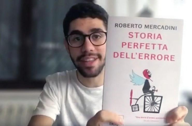 """Videorecensione di """"Storia Perfetta dell'Errore"""" di Roberto Mercadini"""