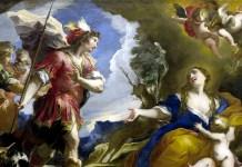 Leggenda di santa Genoveffa. Valerio Castello