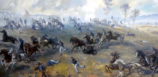 Prima battaglia di Bull Run.