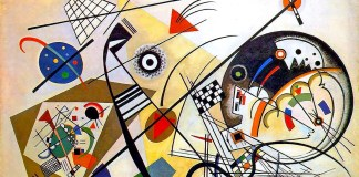 Continuous Line, Wassily Kandinsky