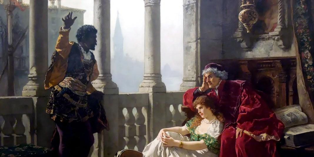 Carl Ludwig Friedrich Becker – Otello e Desdemona
