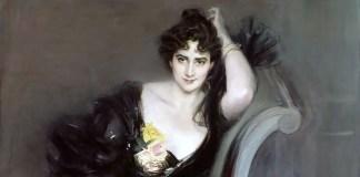 Lady Colin Campbell. Giovanni Boldini