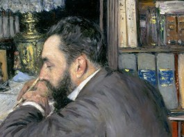 """Henri Cordier (oil on canvas, 1883)"" di Gustave Caillebotte"