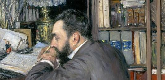 """Henri Cordier (oil on canvas, 1883)"" di Gustave Caillebotte"