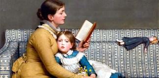 George Dunlop Leslie. Alice in Wonderland
