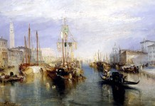 The Grand Canal, Venice, engraved by William Miller, by Joseph Mallord William Turner (1775-1851)
