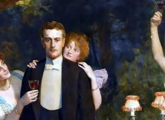 The Garden Party, John Collier