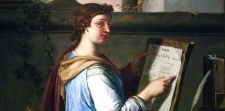 Allegory of Arithmetic. Laurent de La Hyre
