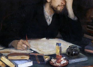 The Passion of creation. Leonid Pasternak