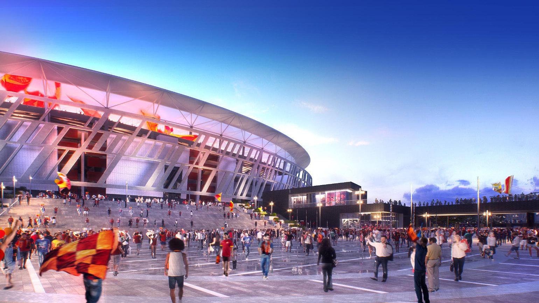 Stadio Roma, in Campidoglio ok a nuova delibera pubblico interesse