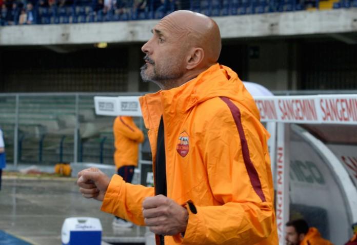Spalletti, Totti sia vicepresidente Roma