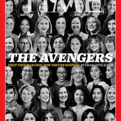 Hey, Ma! I'm on the cover of Time! 3 Philly-area women Democrats land on magazine's 'Avengers' cover