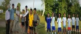 हिजोबाट नव दिप नकआउट फुटबलको सुरुवात