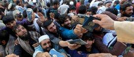 अफगानिस्तानमा जम्मा भएका मानिसको भिडमा भागदौड मच्चिँदा कम्तीमा १५ जनाको ज्यान गयो