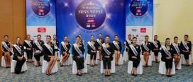 मिस नेपाल २०२० मा २१ प्रतिस्पर्धी