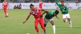 मैत्रीपूर्ण खेलमा नेपाल बङ्गलादेशसँग २–० ले पराजित