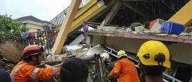 इन्डोनेसियामा भूकम्पमा परि मृत्यु हुनेको संख्या ४२ पुग्यो
