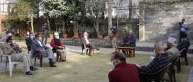 नेकपा विवाद नटुंगिएसम्म कांग्रेसले भावी सरकारको बारेमा धारणा नबनाउने