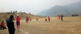 ११ औं संस्करणको पवित्रहाङ कप फुटबल प्रतियोगिताको उपाधि रोयल स्पोर्टिङ क्लब दमकलाई