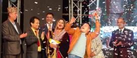 'नेफ्टा अवार्ड' भव्यताको साथ सम्पन्न, अवार्डमा 'छक्का पन्जा ३'को वर्चस्व