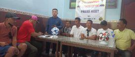 भुटानी शरणार्थी शिविर शनिश्चरेमा फुटबल प्रतियोगिता हुने