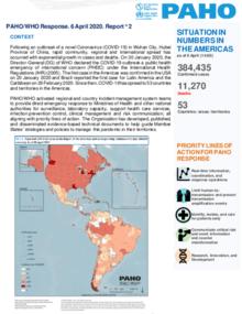 Covid 19 Map Usa April 6