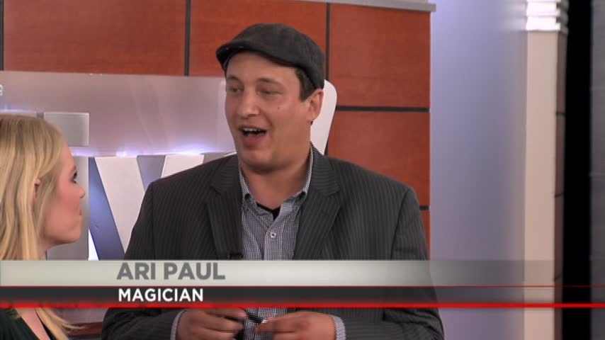 PA Live- MAGICIAN ARI PAUL - October 31- 2016_40147512-159532