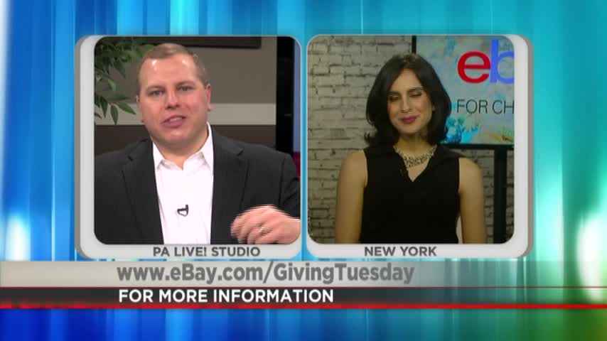 PA Live: Shopping for a Good Cause