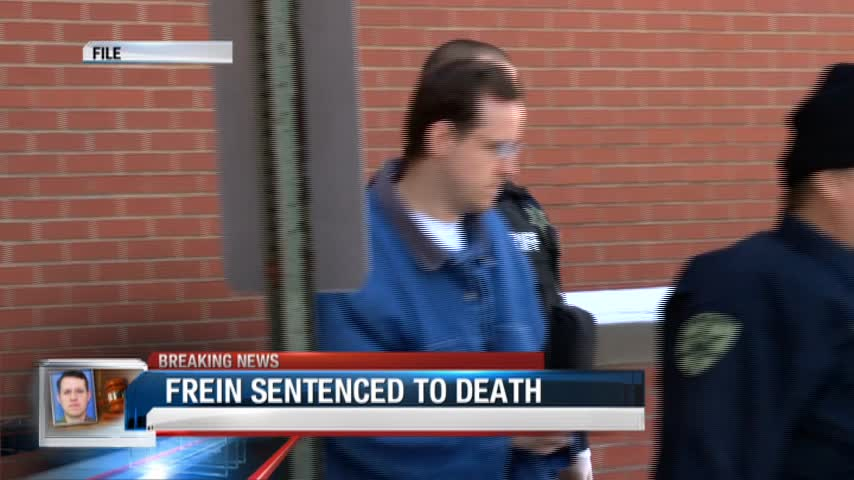 Breaking News- Death Penalty for Eric Frein_82066495