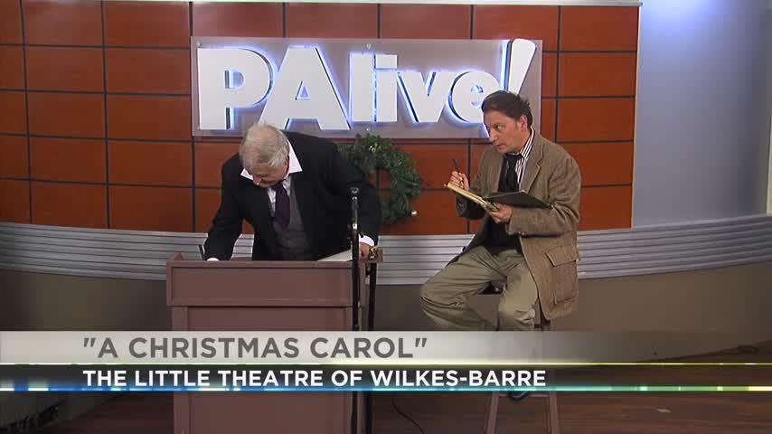 PA Live: A Christmas Carol December 5, 2017