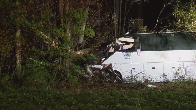 Driver in fatal October tour bus crash returned to NEPA to face