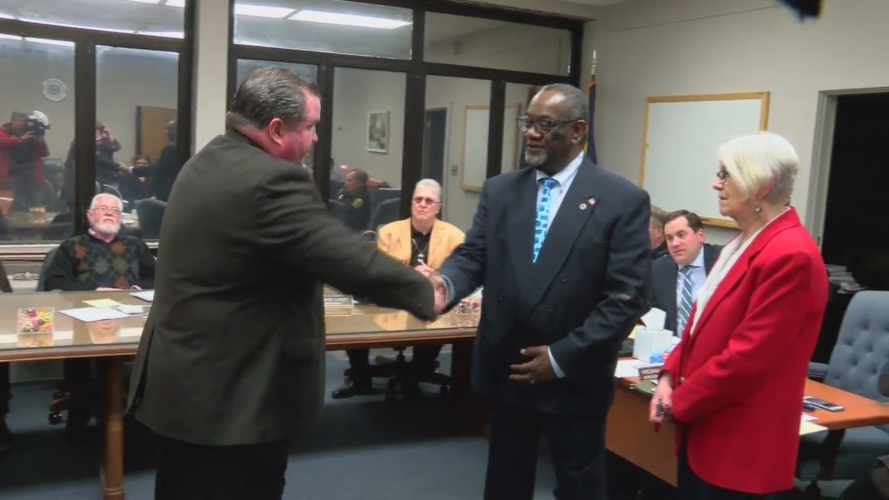 Mayor Johnson honored