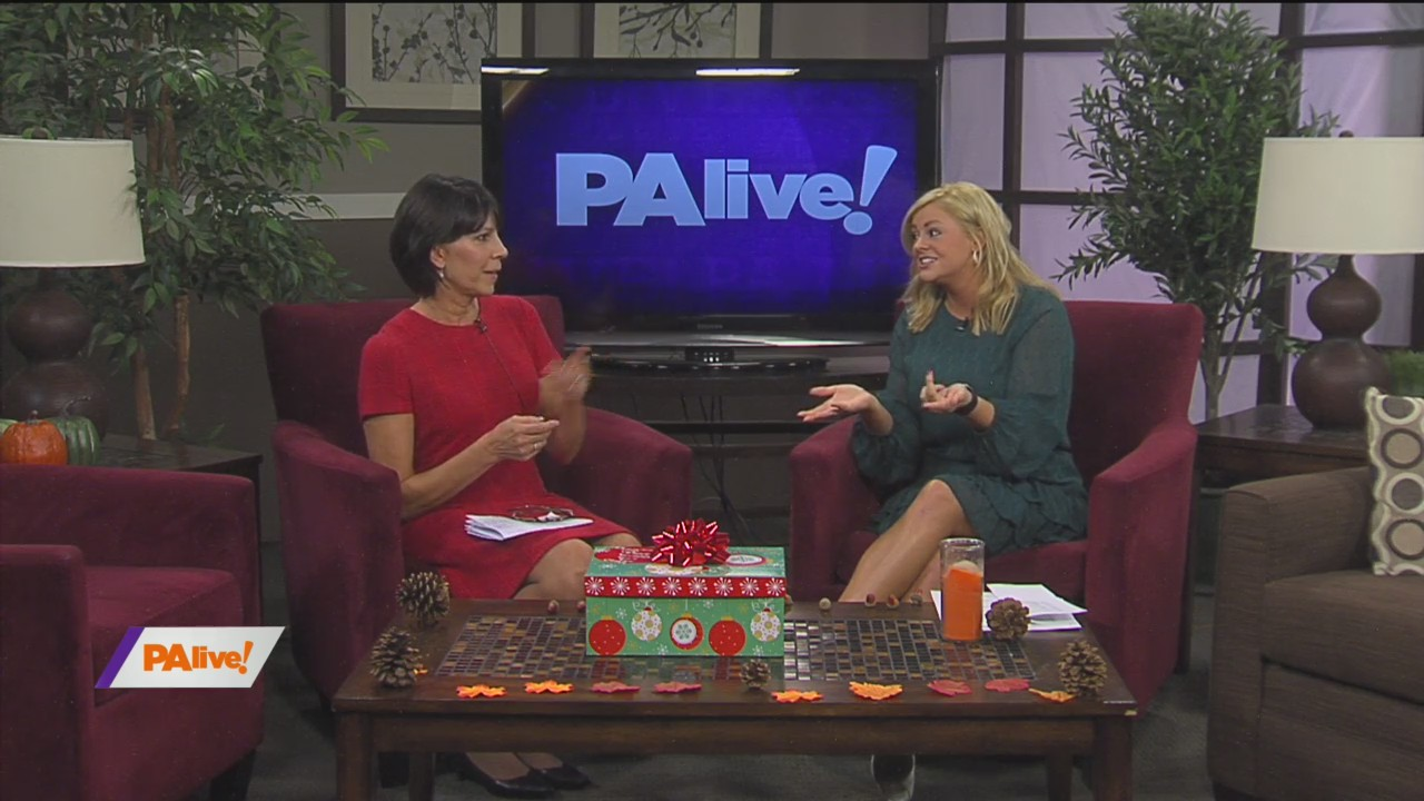 PAlive! Etiquette Thanksgiving November 20, 2019