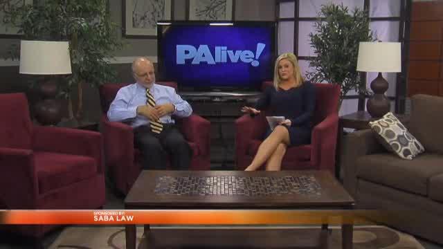 PAlive! Saba Law January 21, 2020