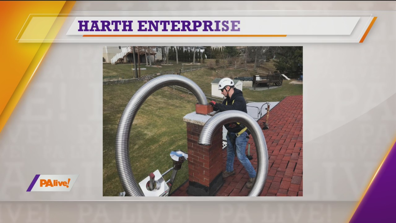 PAlive! Harth Enterprise Chimney Specialist March 30, 2020