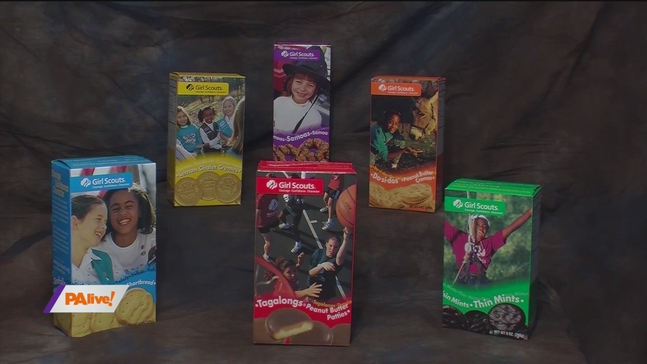 PAlive! Girl Scout Cookies April 7, 2020