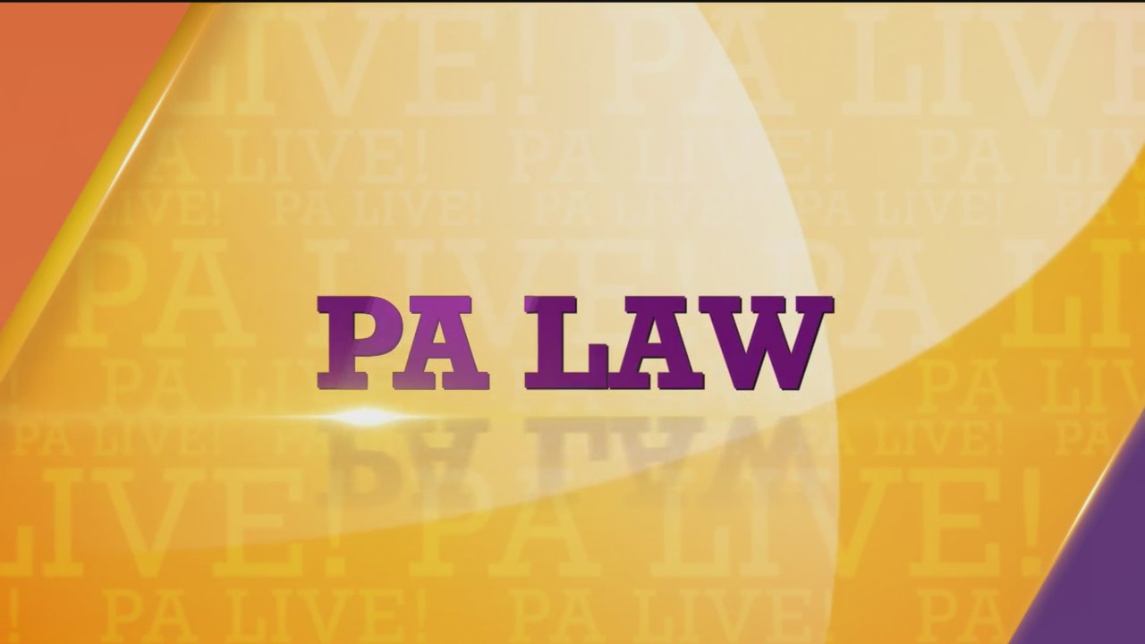 PAlive! PA Law (Anything Legal) April 2, 2020