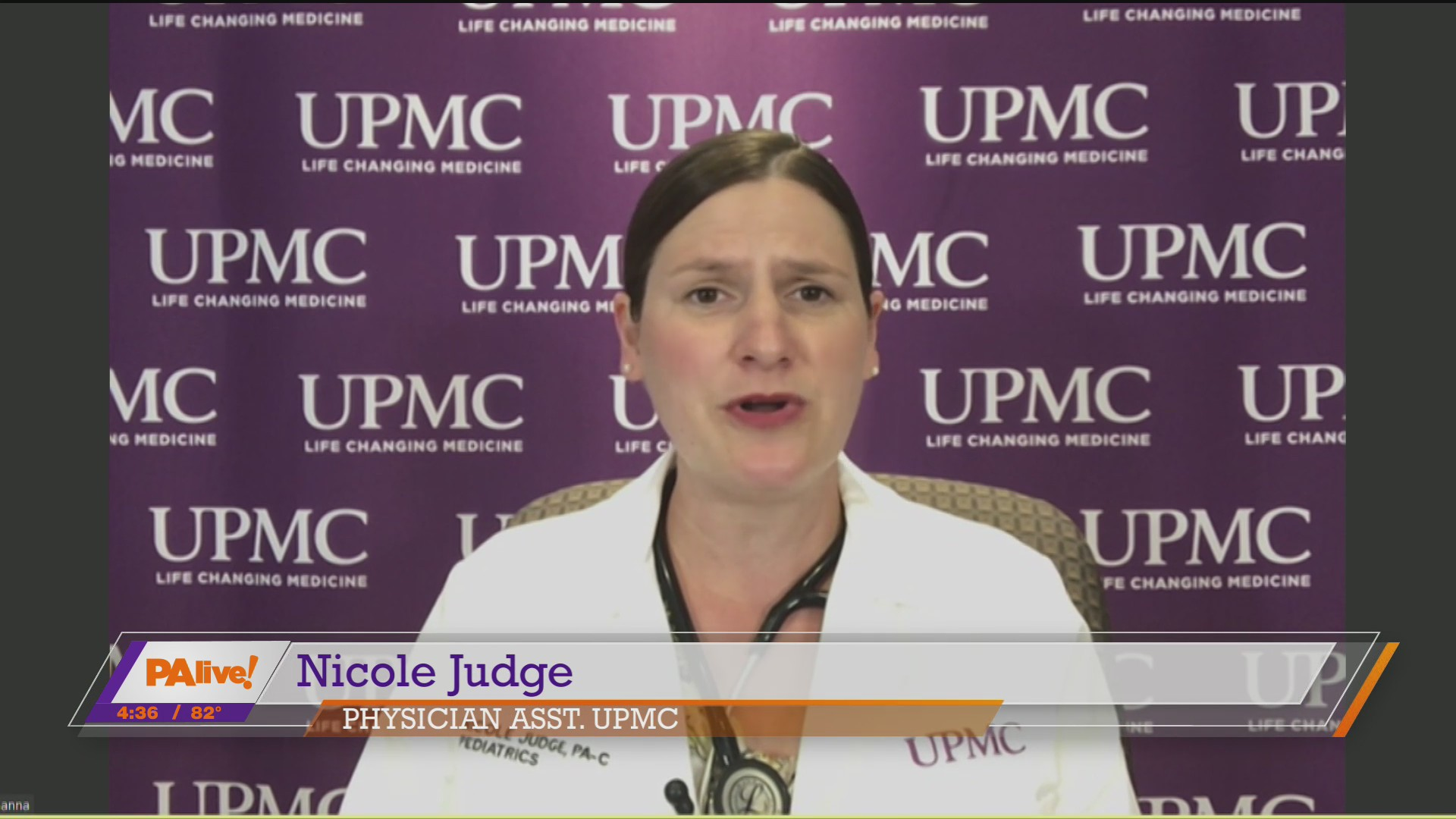 PAlive! UPMC (Child Wellness Visits) July 13, 2020