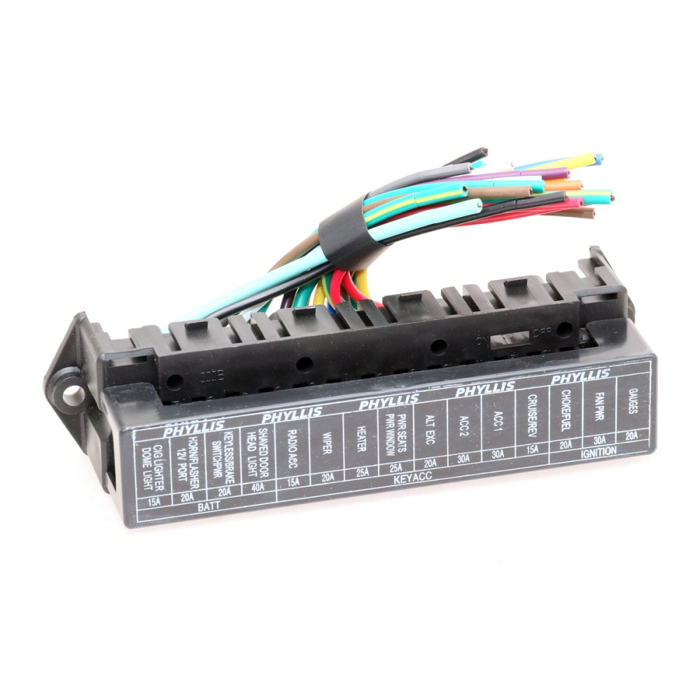 medium resolution of image is loading fuse block assy fit for 80 89