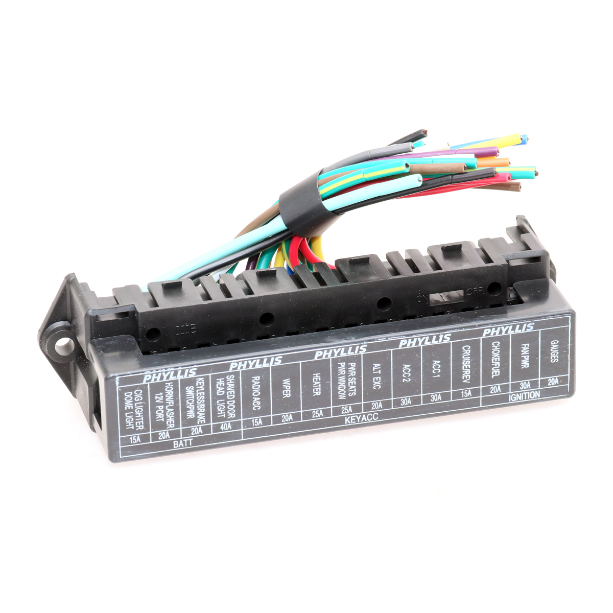 hight resolution of image is loading fuse block assy fit for 80 89